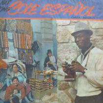 Lp - Nat King Cole Español Canta Bolero - Vinil Raro
