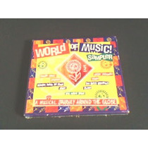 Cd World Of Music Sampler (lacrado De Fabrica) Importado