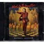 Cd Michael Jackson - Blood On The Dance Floor