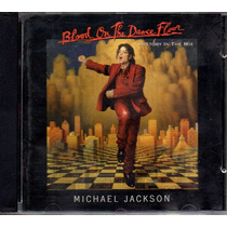 Cd Michael Jackson - Blood On The Dance Floor