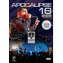 Dvd Apocalipse 16 - Ao Vivo * Original