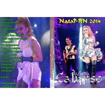 Dvd Banda Calypso Em Natal- Rn 2014