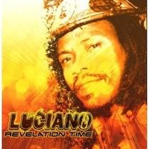 Cd Luciano Revelation Time Novo Importado