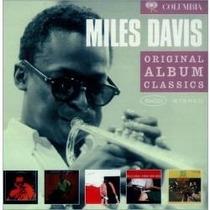 Miles Davis - Original Album Classics | Box 5 Cds | Lacrado