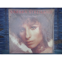 Lp Barbra Streisand Love Songs 1983