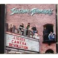 Suicidal Tendencies Lights Camera Revo..cd (lacrado Fabrica)