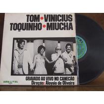 Lp Tom Jobim Vinícius De Moraes Toquinho Miucha, Mpb, Bossa