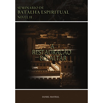 Dvd Daniel Mastral - Batalha Espiritual - Vol 2 [original]