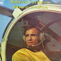 Lp - Roberto Carlos - Ritmo De Aventura - Vinil Raro