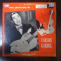 Lp Vinil Carlos Gardel Tangos Imortalizados