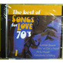Romantico Funk Soul Black Cd The Best Of Song For Love 70`s