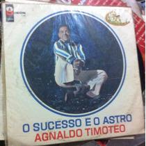 Lp Vinil Agnaldo Timóteo 1967 Brega Groove Capa Sanduiche
