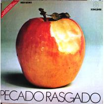 Lp Pecado Rasgado - Internacional (novela Da Rede Globo)
