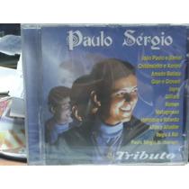 Paulo Sergio-tributo-novo-lacrado-frete Gratis!