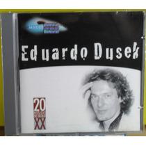 Romantico Soul Mpb Pop Cd Eduardo Dusek Novissimo Raridade