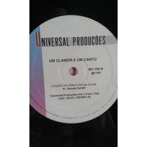 Compacto Igreja Universal - Um Clamor E Um Canto (1990)