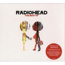 Radiohead - Best Of (edição Limitada Europeu C/ Luva) 2 Cd