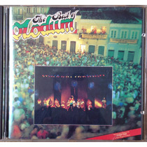 Cd - The Best Of Olodum