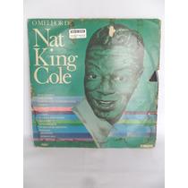 Disco Lp Vinil O Melhor De Nat King Cole Ano 1979