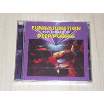 Cd Funky Junction - Play Tribute To Deep Purple (thin Lizzy)
