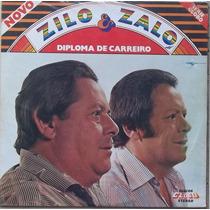 Lp Zilo E Zalo (diploma De Carreiro)