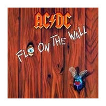 Lp Ac Dc Fly On The Wall 180g Novo Importado Usa