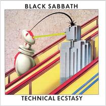 Lp Black Sabbath Technical Ecstasy 180g Novo Lacrado Usa