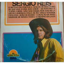 Lp (027) Sertanejo - Sergio Reis