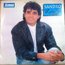 Lp Vinil Sandro Lucio Atenas