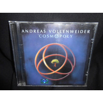 Cd Andreas Vollenweider / Cosmopoly -1999- Frete Grátis