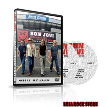 Dvd Duplo - Bon Jovi Giants Stadium Noite 3