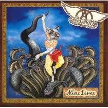 Cd Aerosmith Nine Lives R$ 14,90 + Frete