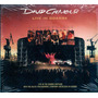 Cd Duplo David Gilmour - Live In Gdansk - Novo***
