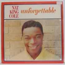 Lp Nat King Cole - Unforgettable - 1991 - Capitol