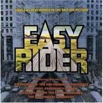 Cd Trilha Easy Rider ( Sem Destino )