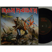 Iron Maiden The Trooper Compacto Made In England 2014