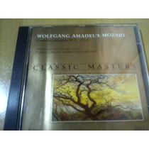 Cd Classic Masters Wolfgang Amadeus Mozart 11 12 E 05