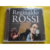 Cd Reginaldo Rossi / Grandes Sucessos / Frete Grátis