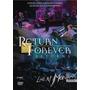 Dvd Return To Forever - Return: Live At Montreux (2008)
