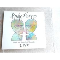 Pink Floyd Delicate Sound Of Thunder Live Cd Raro