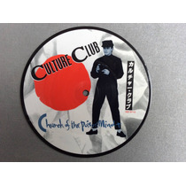 Picture Disc Culture Club Compacto Importado Raro 1983