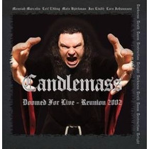 Candlemass - Doomed For Live - Reunion 2002 - 2cd - (nac)