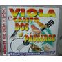 Cd Viola E Canto Dos Passaros / Frete Gratis