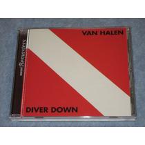 Van Halen Diver Down Cd (lacrado Fabrica) U.s.a. (remaster)