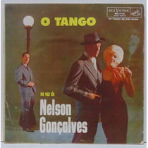 Lp Nelson Gonçalves - O Tango Na Voz De Nelson Gonçalves - R