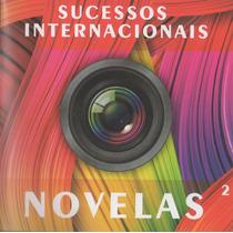 Cd Sucessos Internacionais De Novelas 2