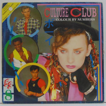 Lp Culture Club - Colour By Numbers - 1984 - Virgin (com Enc