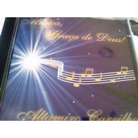 Cd Altamiro Carrilho Musica Graça De Deus