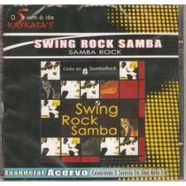Cd Swing Rock Samba - Samba Rock Kaskata