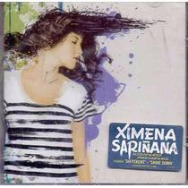 Ximena Sarinana Different Cd Original Lacrado
